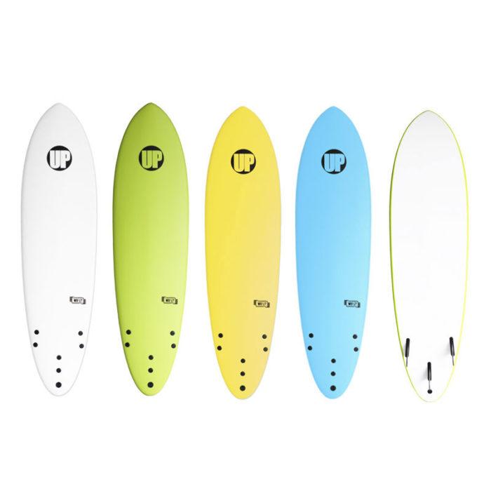 Way Up 7'. Tablas de Surf UP Surfboard.
