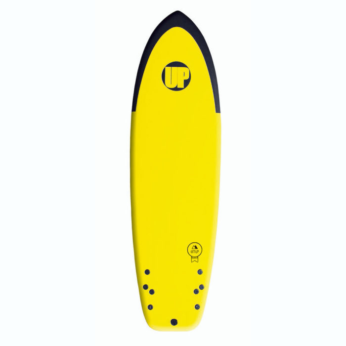 "Get Up 6'6"". Tablas de Surf UP Surfboard."