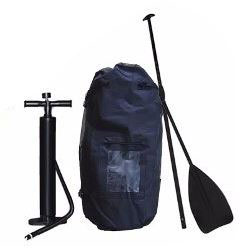 Pala, Mochila, Hinchador para Stand Up Paddle UP Hinchable 9' y 10'
