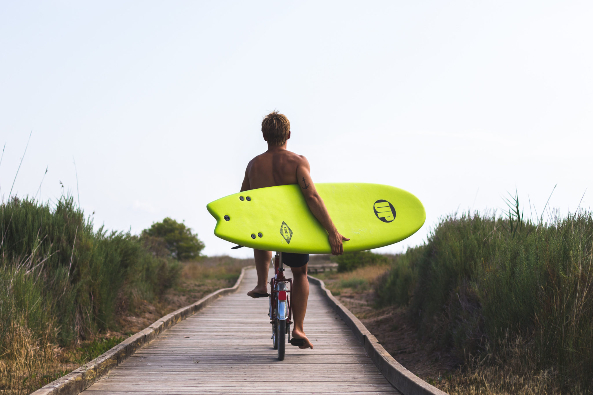 UP Surfboards. Tablas de Surf.