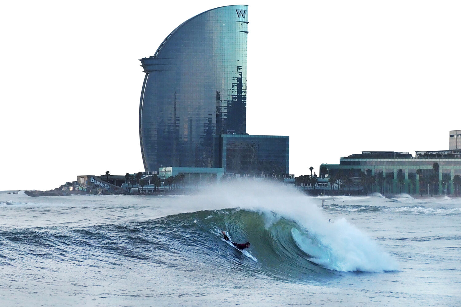 Barceloneta Playa Surf