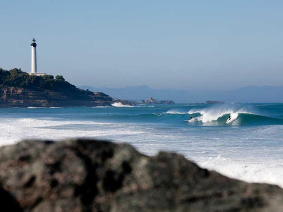ANGLET Playa Surf Anglet Francia